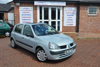 2004 RENAULT CLIO 1.5 EXPRESSION DCI 5d 80 BHP £995.00