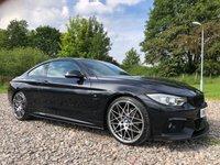 2013 BMW 4 SERIES 2.0 420D M SPORT 2d 181 BHP £13495.00