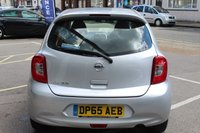 USED 2015 65 NISSAN MICRA 1.2 ACENTA 5d AUTO 79 BHP Automatic