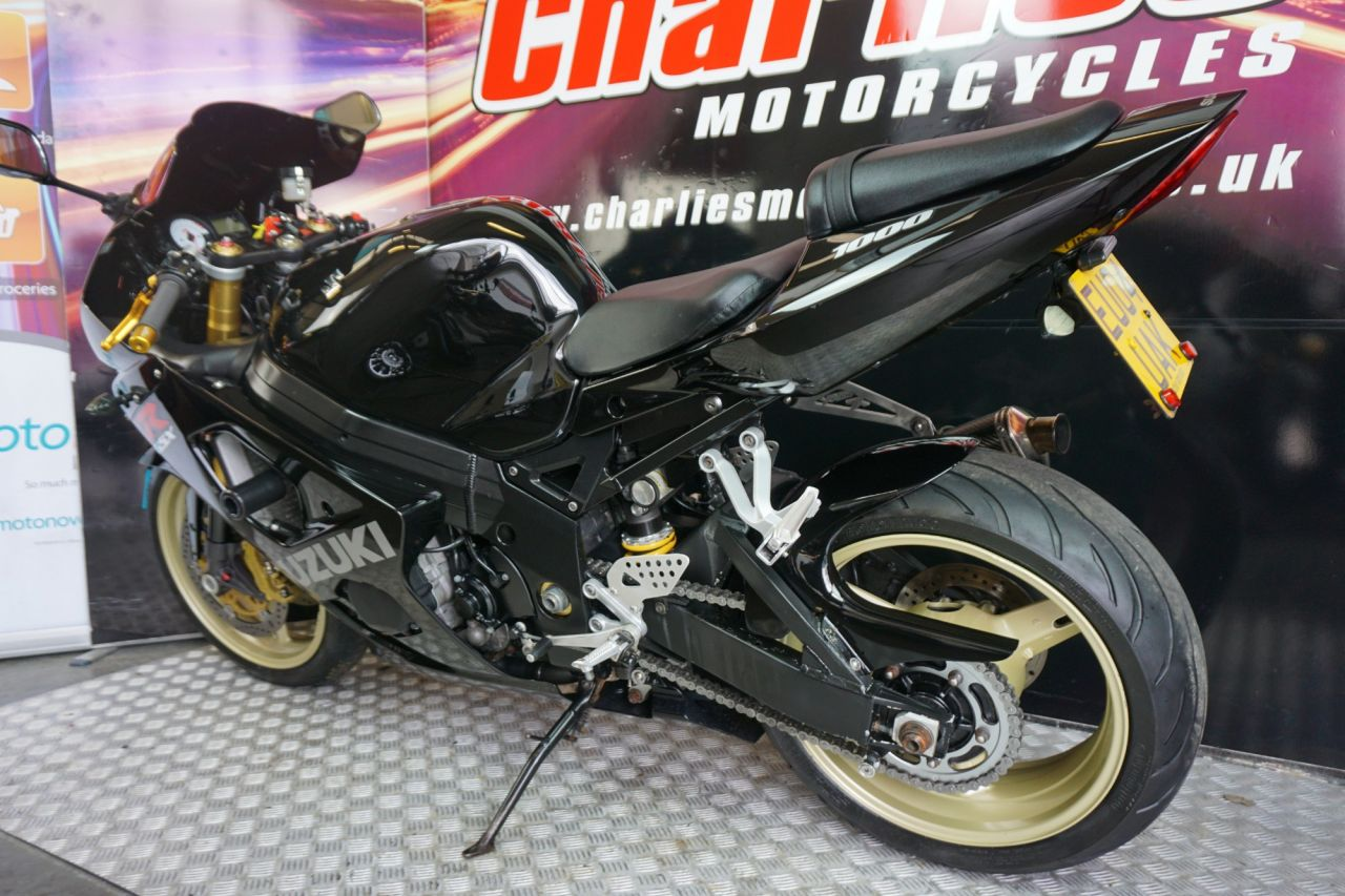 2004 Suzuki Gsxr 1000 Gsxr 1000 K3 £3,495