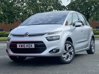 2016 CITROEN C4 PICASSO 1.6 BLUEHDI EXCLUSIVE 5d 118 BHP £8495.00