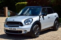 USED 2015 15 MINI COUNTRYMAN 2.0 COOPER SD 5d 141 BHP FMSH, 1 OWNER, £4,565 UPGRADES! IN SUPERB CONDITION THROUGHOUT!