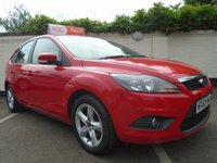 USED 2010 60 FORD FOCUS 1.6 ZETEC 5d 99 BHP GUARANTEED TO BEAT ANY 'WE BUY ANY CAR' VALUATION ON YOUR PART EXCHANGE