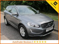 USED 2016 16 VOLVO XC60 2.0 D4 SE NAV 5d 188 BHP, *EURO 6*FULL LEATHER*SAT NAV* Fantastic Value Volvo XC 60 with a Great Spec including Full Leather, Satellite Navigation Climate Control, Cruise Control, Alloy Wheels and Service History. This Vehicle is ULEZ Compliant with a EURO 6 Rated Engine.