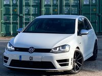 USED 2015 65 VOLKSWAGEN GOLF 2.0 TSI BlueMotion Tech R 4MOTION (s/s) 5dr JustServiced/FlatBottom/ACC