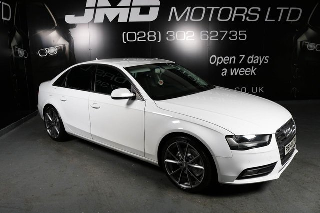 2014 P AUDI A4 2.0 TDI SE TECHNIK 134 BHP (FINANCE AND WARRANTY)