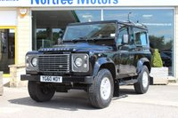 USED 2010 60 LAND ROVER DEFENDER 2.4 90 XS STATION WAGON 3d 122 BHP