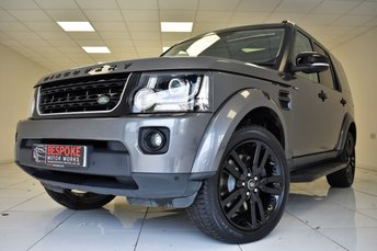 2015 LAND ROVER DISCOVERY 3.0 SDV6 SE TECH AUTOMATIC £29995.00