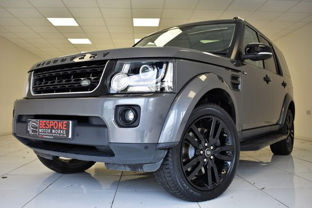 2015 65 LAND ROVER DISCOVERY 3.0 SDV6 SE TECH AUTOMATIC