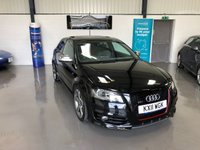 2011 AUDI A3 2.0 TDI S LINE SPECIAL EDITION 3d 138 BHP £6695.00