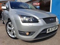 USED 2007 57 FORD FOCUS 2.5 ST-3 3d 225 BHP