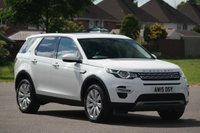 USED 2015 15 LAND ROVER DISCOVERY SPORT 2.2 SD4 HSE LUXURY 5d AUTO 190 7 Seat Outstanding Value Top of the Range