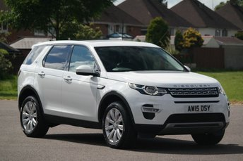 2015 LAND ROVER DISCOVERY SPORT 2.2 SD4 HSE LUXURY 5d AUTO 190 7 Seat £20995.00
