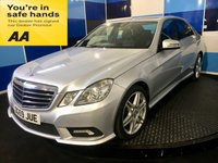 2009 MERCEDES-BENZ E CLASS 2.1 E250 CDI BLUEEFFICIENCY SPORT 4d 204 BHP £5795.00