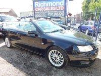 2005 SAAB 9-3 2.0 VECTOR T 2d AUTO 150 BHP £1695.00