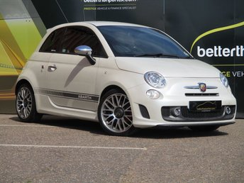 2013 ABARTH 595 1.4 TURBO COMPETIZIONE 3d 160 BHP IMMACULATE 39,000 MILES £8950.00