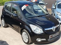 USED 2009 58 VAUXHALL AGILA 1.2 DESIGN 5d 85 BHP Very Low Miles - 5 Services - Raised Seating Position