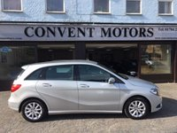 2013 MERCEDES-BENZ B CLASS 1.6 B180 BLUEEFFICIENCY SE 5d AUTO 122 BHP £8990.00