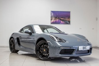 View our PORSCHE 718 CAYMAN