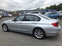 USED 2012 12 BMW 3 SERIES 2.0 316D ES 4d 114 BHP IN METALLIC SILVER NEW SHAPE WITH A FULL SERVICE HISTORY AND 70,000 MILES APPROVED CARS AND FINANCE ARE PLEASED TO OFFER THIS BMW 3 SERIES 2.0 316D ES 4 DOOR 114 BHP IN METALLIC SILVER,NEW SHAPE WITH A FULL SERVICE HISTORY AND ONLY 70,000 MILES! THIS VEHICLE HAS A GREAT SPEC SUCH AS AIR CON, ELECTRIC WINDOWS, ELECTRIC MIRRORS, CRUISE CONTROL, MULTI-FUNCTIONING STEERING WHEEL, ALLOYS AND MUCH MORE. A PERFECT SALOON VEHICLE IN A LOW INSURANCE GROUP AND TAX BRACKET DUE TO THE LOW ENGINE SIZE. FOR FURTHER INFORMATION PLEASE CALL ON 01622871555.