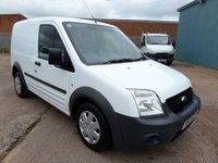 2013 FORD TRANSIT CONNECT 1.8 T200 LR 1d 74 BHP £4500.00