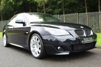 USED 2007 07 BMW 5 SERIES 3.0 535D M SPORT 4d 282 BHP A FACELIFT 535D WITH GOOD SPEC AND FULL SERVICE HISTORY!!!