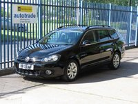 2010 VOLKSWAGEN GOLF 1.6 SPORTLINE TDI BLUEMOTION 5d 103 BHP £SOLD
