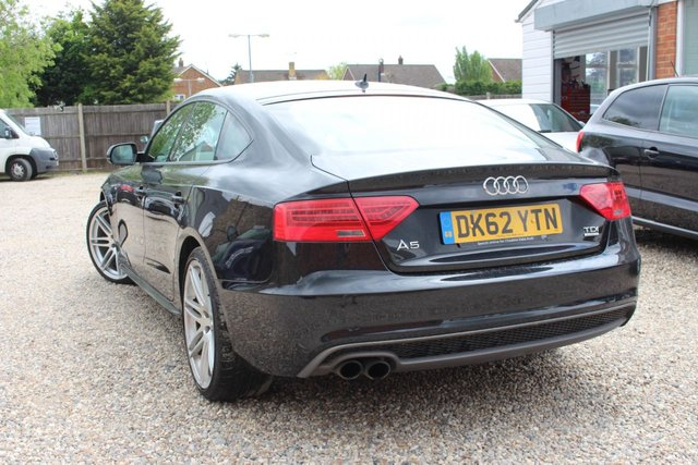 AUDI A5 at Kiteley Motors