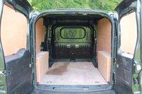 USED 2016 16 VAUXHALL COMBO VAN 1.6 2000 L1H1 CDTI S/S SPORTIVE 1d 105 BHP