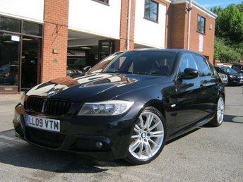2009 BMW 3 SERIES 2.0 320D M SPORT 4d 175 BHP £SOLD