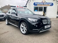 USED 2013 63 BMW X1 2.0 SDRIVE18D XLINE 5d 141 BHP Low Miles, Great Spec, 12 Month MOT & Service inc