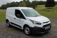 2016 FORD TRANSIT CONNECT 1.5 200 P/V 1d 100 BHP AIR CON £7500.00