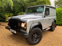 USED 2016 16 LAND ROVER DEFENDER 2.2 TD 90 HARD TOP XS 2d 122 BHP BLACK PACK