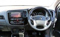 USED 2018 18 MITSUBISHI OUTLANDER 2.0 PHEV 5HS 5d AUTO 200 BHP