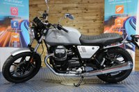 2018 MOTO GUZZI V7 700 MILANO - Low miles £6750.00