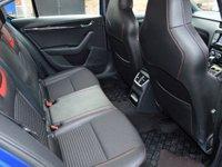 USED 2015 15 SKODA OCTAVIA 2.0 VRS TDI DSG 5d AUTO 181 BHP