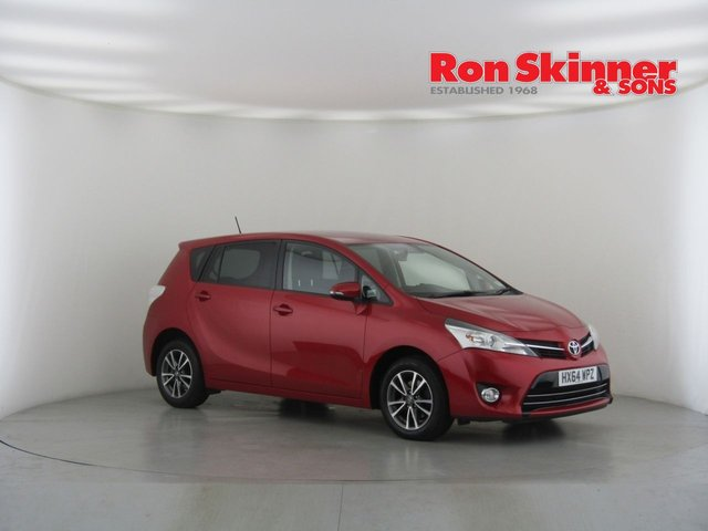 View our 2014 64 TOYOTA VERSO 1.6 VALVEMATIC ICON 5d 131 BHP