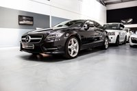 2012 MERCEDES-BENZ CLS CLASS 3.0 CLS350 CDI BLUEEFFICIENCY AMG SPORT 4d AUTO 265 BHP £13991.00
