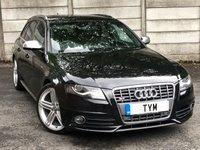 2010 AUDI S4 AVANT 3.0 S4 AVANT QUATTRO 5d AUTO 329 BHP £11995.00