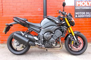View our YAMAHA FZ8