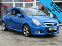 USED 2009 59 VAUXHALL CORSA 1.6 VXR 3d 192 BHP FINANCE OR CREDIT CARDS NOT ACCEPTED