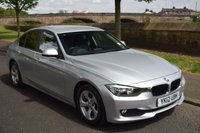 USED 2012 12 BMW 3 SERIES 2.0 320D EFFICIENTDYNAMICS 4d 161 BHP SERVICE HISTORY, SATELLITE NAVIGATION, REAR PRIVACY GLASS, BLUETOOTH, HEATED SPORTS LEATHER SEATS, CRUISE CONTROL