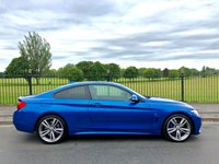 2014 BMW 4 SERIES 2.0 420D M SPORT 2d AUTO 181 BHP £13795.00