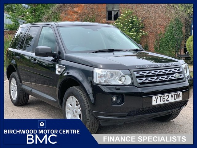 Used Land Rover cars in Hornchurch from Birchwood Motor Centre