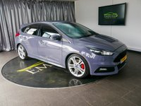 """USED 2015 15 FORD FOCUS 2.0 ST-3 5d 247 BHP £0 DEPOSIT FINANCE AVAILABLE, AIR CONDITIONING, AUTOMATIC HEADLIGHTS, BLUETOOTH CONNECTIVITY, CLIMATE CONTROL, CRUISE CONTROL, DAYTIME RUNNING LIGHTS, FLAT BOTTOM STEERING WHEEL, FORD SYNC 2 WITH 8"""" TOUCH SCREEN, HEATED SEATS, PARKING SENSORS, PRIVACY GLASS, SATELLITE NAVIGATION, START/STOP SYSTEM, STEERING WHEEL CONTROLS, TRIP COMPUTER, USB INPUT"""