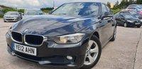 2012 BMW 3 SERIES 2.0 320D EFFICIENTDYNAMICS 4d 161 BHP £6790.00