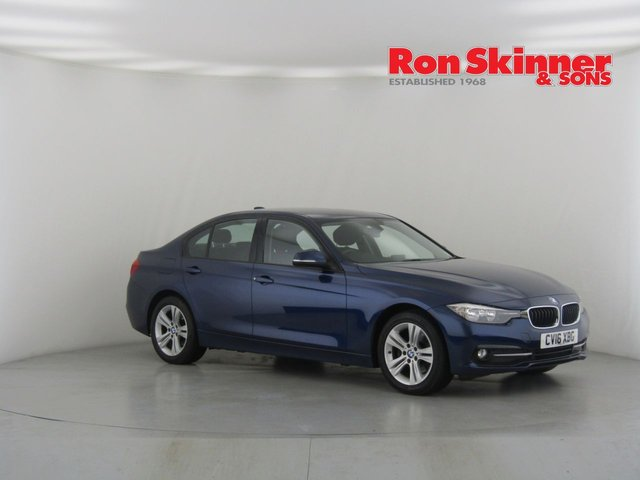 View our 2016 16 BMW 3 SERIES 2.0 320D SPORT 4d 188 BHP