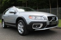 USED 2009 59 VOLVO XC70 2.4 D5 SE LUX PREMIUM AWD 5d AUTO 205 BHP A CLEAN CAR WITH LOW OWNERS AND A FULL SERVICE HISTORY!!!