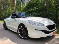 USED 2013 63 PEUGEOT RCZ 1.6 THP MAGNETIC 2d 156 BHP MAGNETIC ,NAVIGATION HEATED SEATS FRONT AND REAR PARK ASSIST BLACK PACK