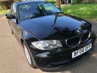 2008 BMW 1 SERIES 1.6 116I ES 3d 121 BHP £2495.00